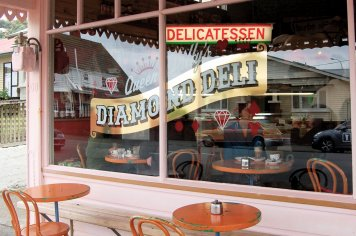 Queen Sally's Diamond Deli